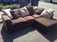 Good quality corner sofa for sale
