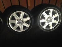 Alloys 16inch seat vw NOT 17 18