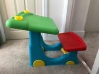Child's art desk /table WARRINGTON