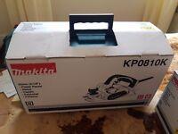 Makita KP0810K heavy duty planer 110v