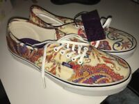 Brand new, limited edition unisex Vans UK SIZE 8
