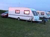 Omega compass 524 4/5 berth