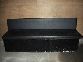 Leatrher Bench 2 Pieces