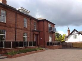 Superb two bedroomed apartment in historic building