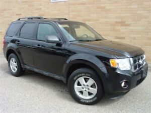 2011 Ford Escape XLT 4X4. Loaded! Microsoft SYNC!