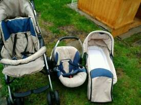 Baby Complete working travel system