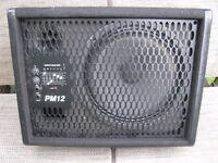 Carlsbro EM12 monitor with EQ