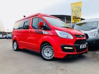 FORD TERRIER 2, M-SPORT MODEL, 155PS IN RACE RED, 2.2 & 155PS, Year: 2017