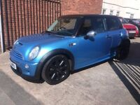 MINI Hatch 1.6 Cooper S 3dr - 2003, MOT JULY 2017, Service History, 2 Keys, Leathers, Panoramic Roof