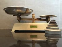 Retro Harper scales and weights