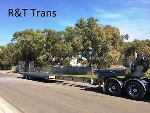 R&T Low Loader EXtendable Wangara Wanneroo Area Preview