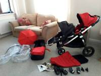 Baby Jogger City Select Double Pushchair Double Buggy