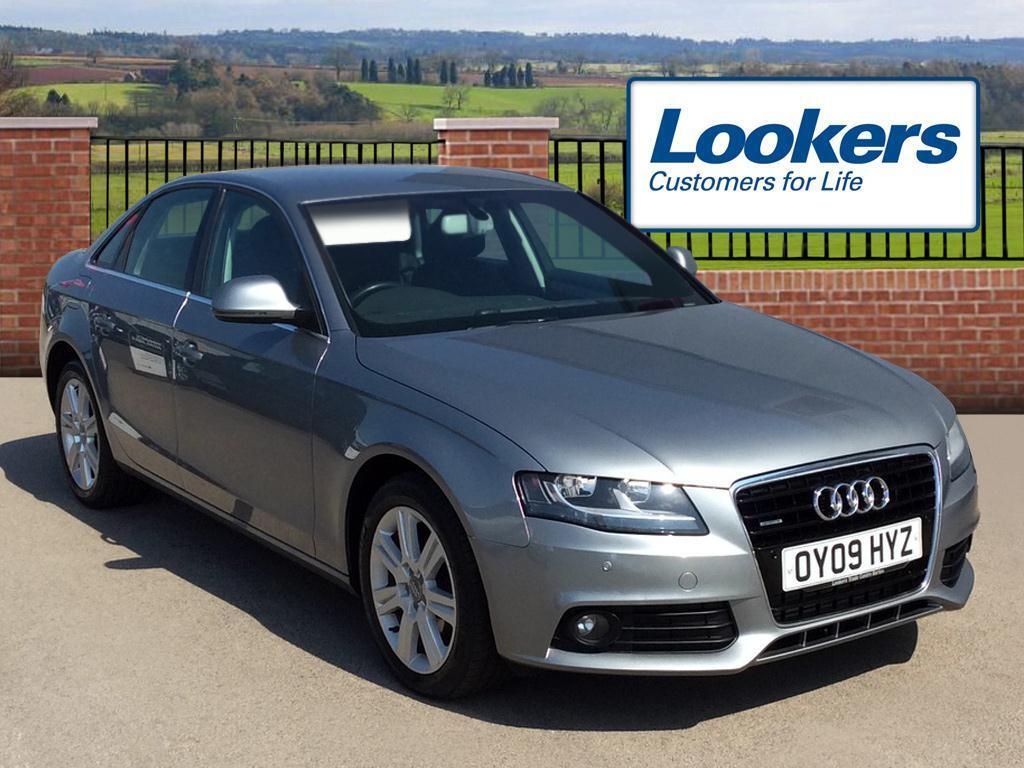 audi a4 3 0 tdi quattro se 4dr 2009 in stretton staffordshire gumtree. Black Bedroom Furniture Sets. Home Design Ideas