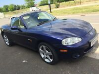 Mazda MX5 Nevada , Convetible, Full service history, MOT £1350