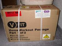 HOME WORKOUT KEEP FIT PACKAGE BNIB