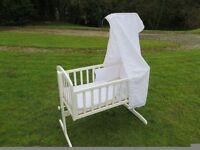 Baby Cradle /Cot New Condition