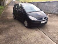 2006 Mitsubishi COLT 1.1 czi, full MOT, Low Insurance!