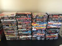 110 DVDS FORSALE GRAB A BARAGAIN. £40