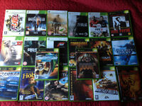 Xbox 360 and original Xbox games
