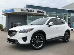2016 Mazda CX-5 GT-T AWD GT TECH AWD LEATHER,BOSE,GPS,SUNROOF