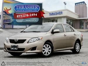 2009 Toyota Corolla CE, A/C, AUTO, WELL EQUIPPED, MORE!!!