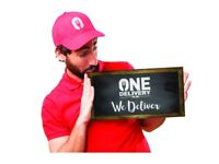 High Tech Food Delivery Franchise