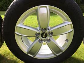 Golf R mk7 Custom EMP Cat Back Exhaust with Titanium tips