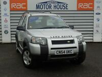 Land Rover Freelander TD4 E (HARD TOP) FREE MOT'S AS LONG AS YOU OWN THE CAR!!! (silver) 2004