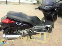 Yamaha Xmas 125c