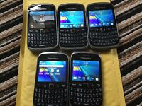 Blackberry Curve 9320 Black ( Unlocked)