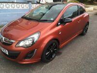 Vauxhall, CORSA, Hatchback, 2013, Manual, 1229 (cc), 3 doors