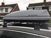 Roof box exodus 470L