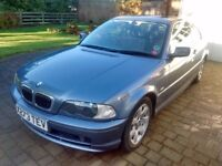 BMW 320CI SE Coupe 2 door. Lots of history. Very clean car.
