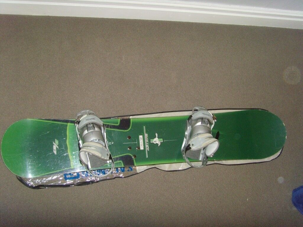 Snowboard. Burton Bullet 164cm wide  56c30cb523d48