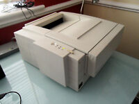 HP LaserJet 6P Top Quality Prints Every Time - Excellent Working Condition - User Manual - Leads