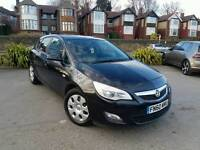 2011 VAUXHALL ASTRA 1.7 CDTI EXCLUSIV MANUAL 5 DOOR HATCHBACK NEW SHAPE HPI CLEAR GOOD RUNNER