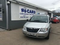 2006 CHRYSLER GRAND VOYAGER LX AUTOMATIC
