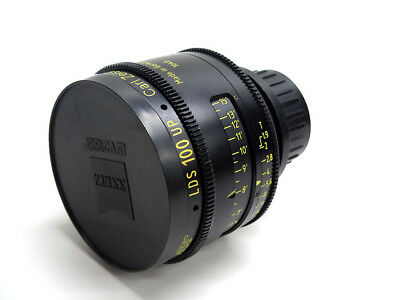 Arri LDS Ultra Prime 100mm T1.9 Zeiss PL mount cinema lens PL-LDS for super 35mm for sale  Temecula