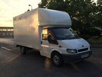 Ford transit luton lwb, only 67k, excellent condition, No rust no dent