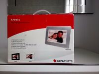 Agfa digital photo frame