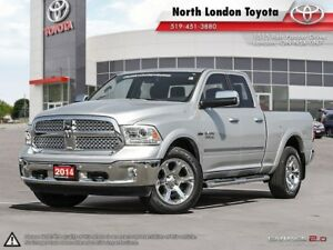 2014 RAM 1500 Laramie 2014 Truck of the year from MotorTrend.