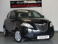 CHRYSLER YPSILON 1.2 S 5d 69 BHP £30 road tax per year (black) 2014