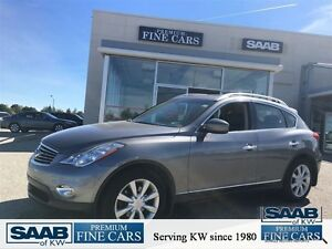 2012 Infiniti EX35 Back-up camera SunroofLeather NoAccidents