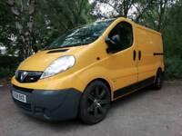 Vauxhall Vivaro 2900 CDTI SWB