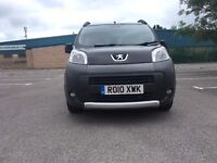 Peugeot Bipper Tepee 1.4 HDi 8v Tepee Outdoor 5dr£3,695 p/x welcome 2010 (10 reg), MPV