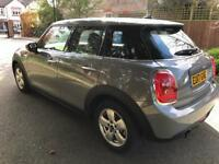 2017 Mini One 1.2 manual petrol