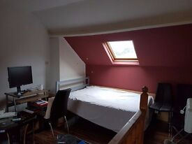 Attic Room to Share- Available Now untill Feb 2017