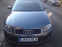 Audi A3 2.0fsi start but gear box gone I have a replacement one That come with the car