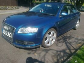 AUDI A4 TDI S LIND WITH SPORT GEAR BOX FAST & ECONOMICAL