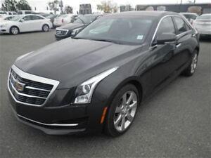 2016 Cadillac ATS 2.0lawdluxuryleathersunroof